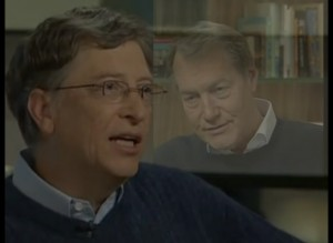 Bill Gates - Charlie Rose - Interview