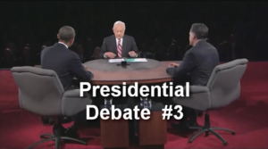 2012 Third Presidential Debate