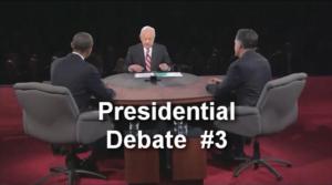 2012 Third Presidential Debate